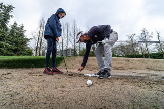 Joost Luiten Foundation op Golfcenter Seve