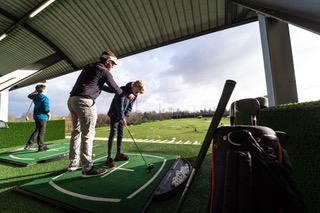 Joost Luiten Foundation op Golfcenter Seve Rotterdam